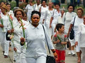 Damas de Blanco Ladies in White