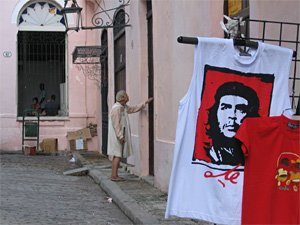 Che and poverty in Cuba