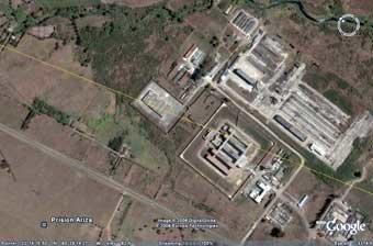 Arziza prison Cienfuegos Cuba