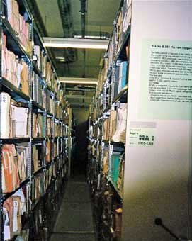 The Stasi archives in Germany